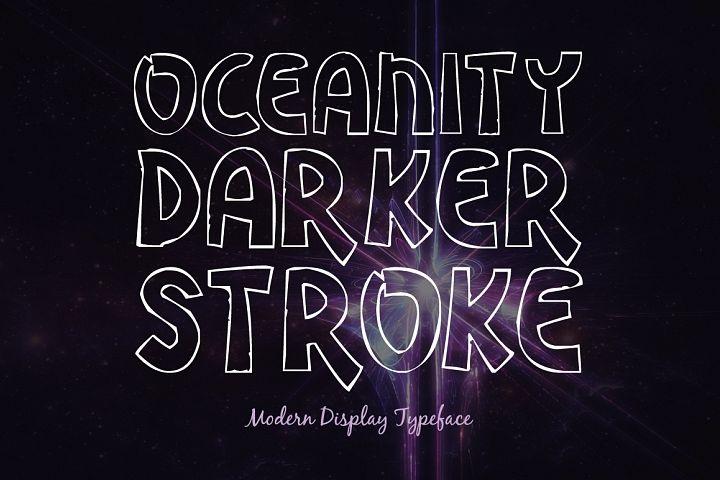 Oceanity Darker Stroke