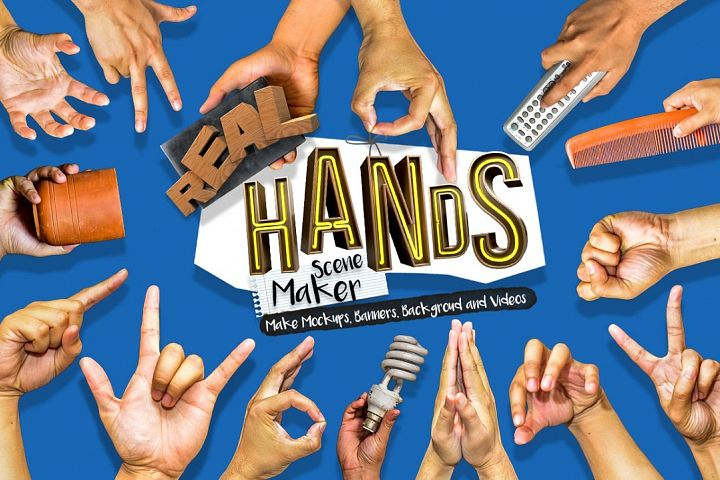 Hands Scene Creator 80 off Offer