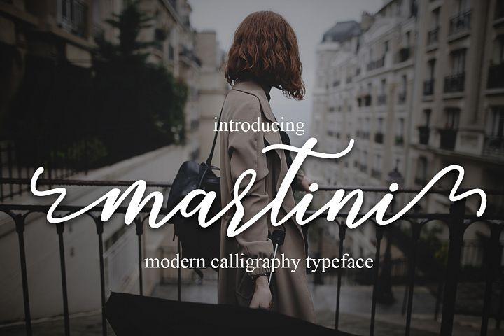 martini script