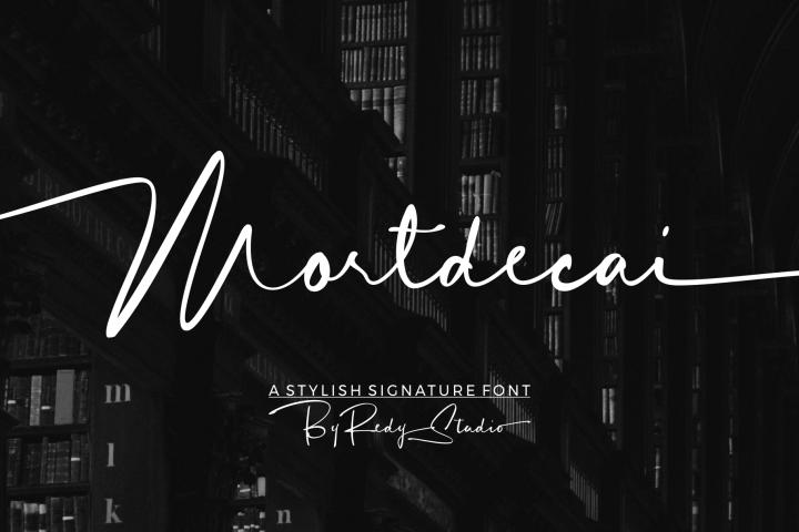 Mortdecai | Elrgant Signature