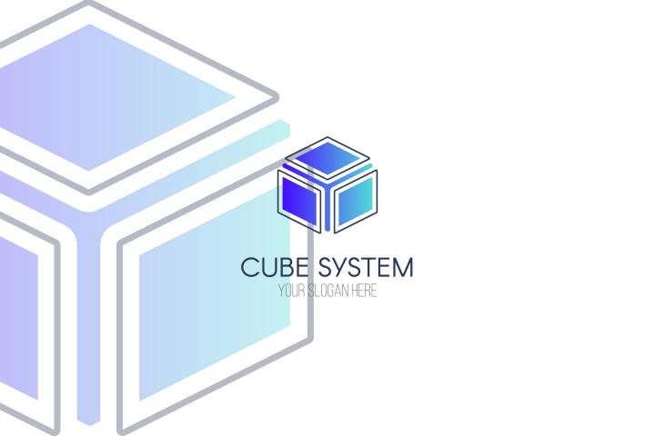 Cube System Logo