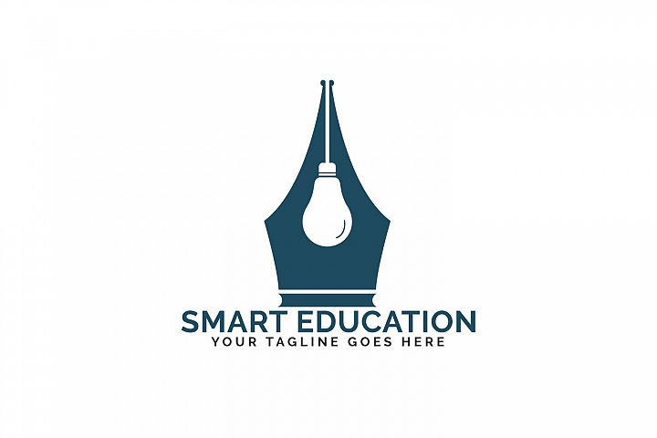 Smart Education Logo Design.