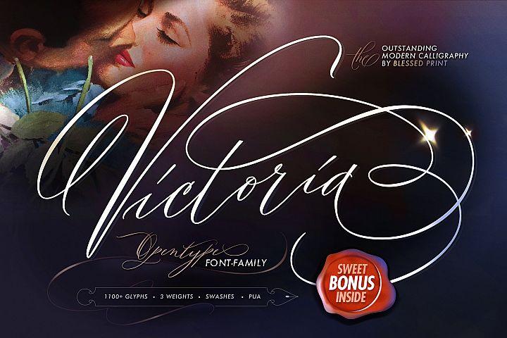 Outstanding Victoria