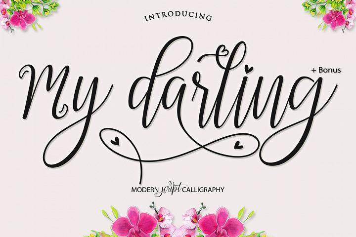 My Darling Script  Bonus