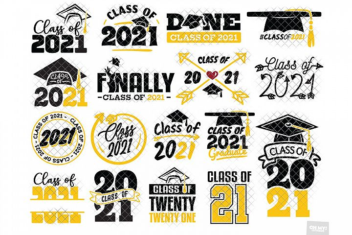 Class of 2021 SVG & Sublimation in SVG,DXF,PNG, JPG, EPS
