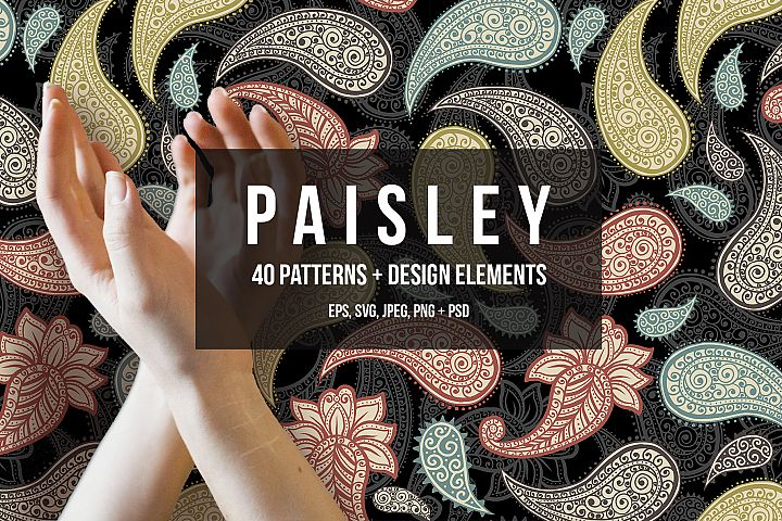 Paisley Patterns Collection