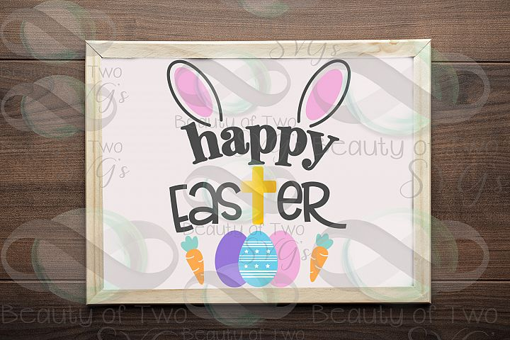 Happy Easter Svg & Png, Family Easter svg, Easter svg