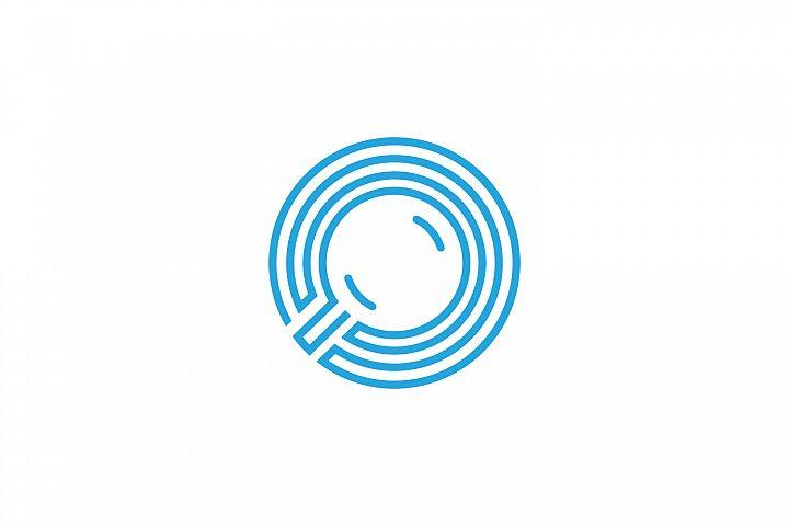 Deep Search Logo