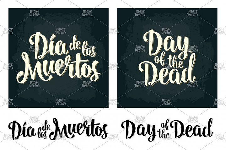 Dia de los Muertos and Day of the Dead