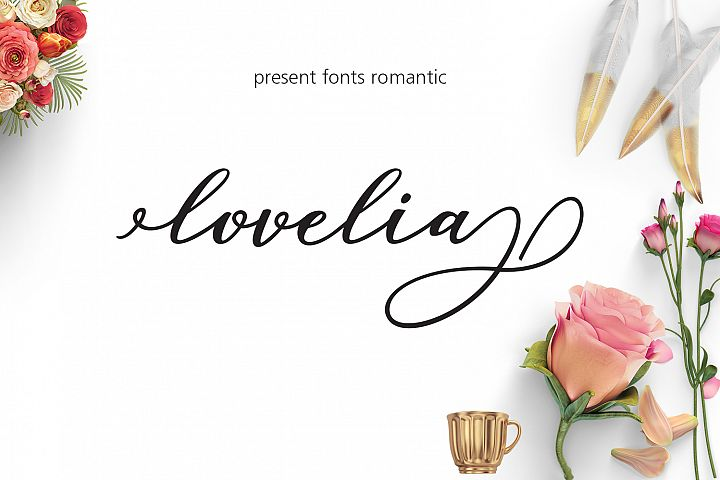 Lovelia Script & Comic - Free Font of The Week Font