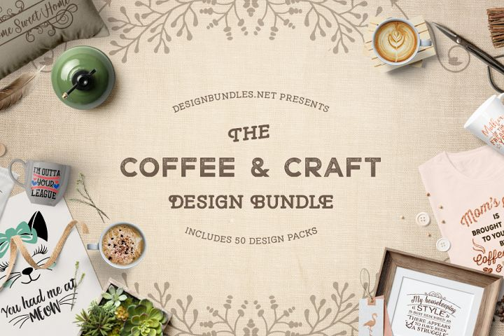 The Coffee and Craft Bundle Free Download