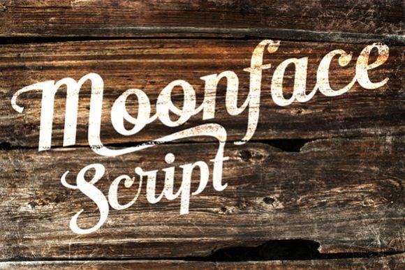 Moonface Script