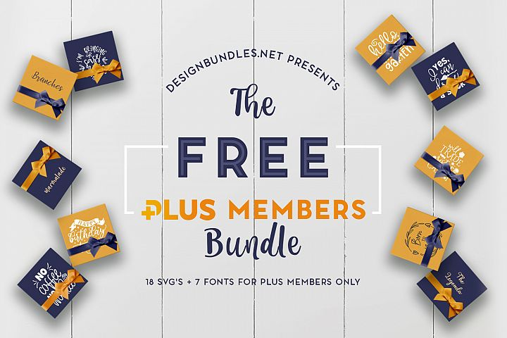 The Free Plus Members Bundle