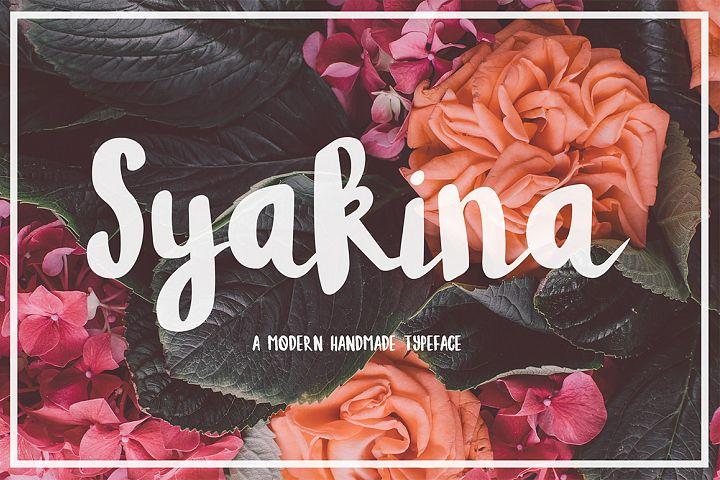 Syakina