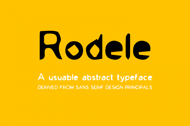 Rodele