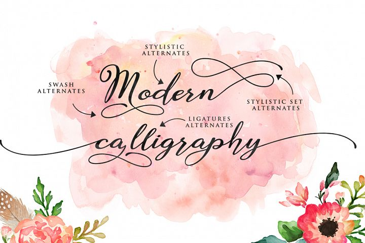 Miracella Script (Intro 30% off) - Free Font of The Week Design1