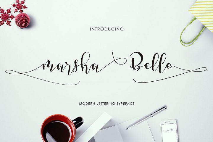 Marsha Belle