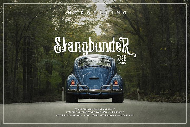 Stangbunder