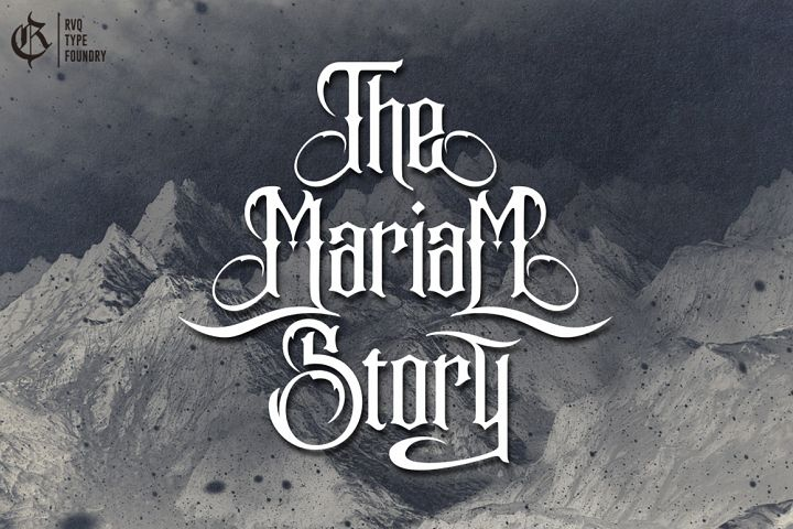 The mariam story