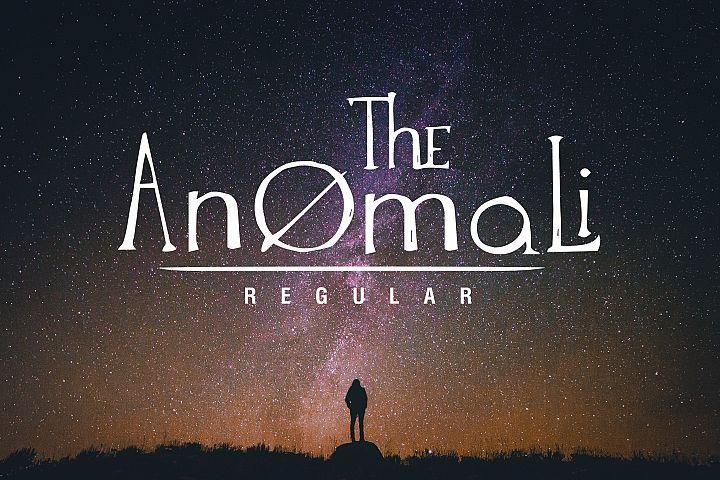 The Anomali