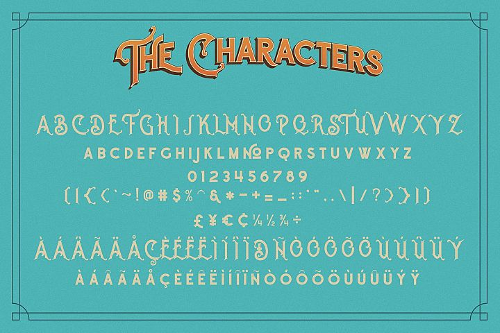 The Witch Typeface - Free Font of The Week Design1