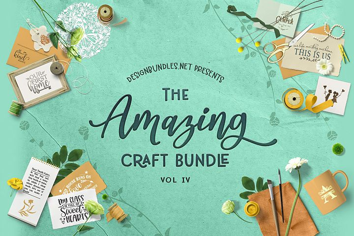 The Amazing Craft Bundle IV