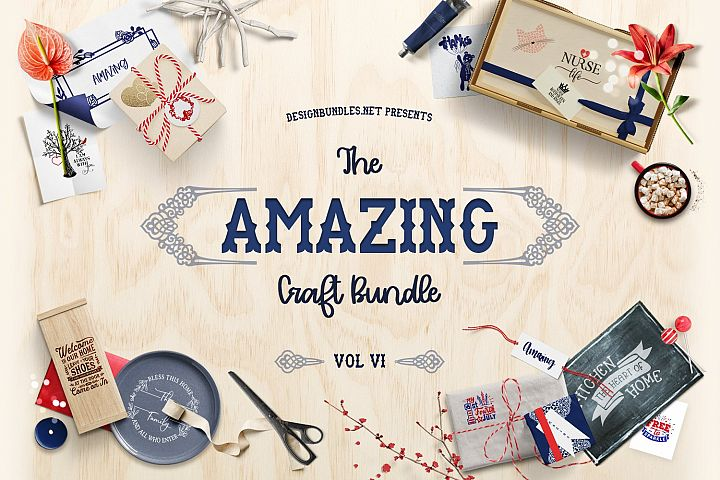 The Amazing Craft Bundle VI Cover