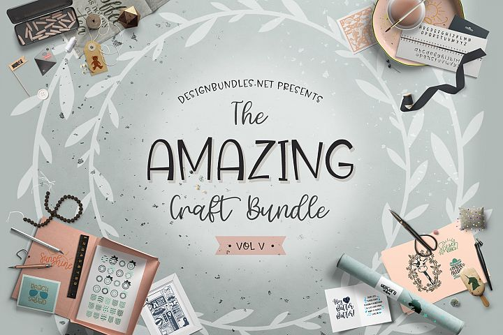 The Amazing Craft Bundle V