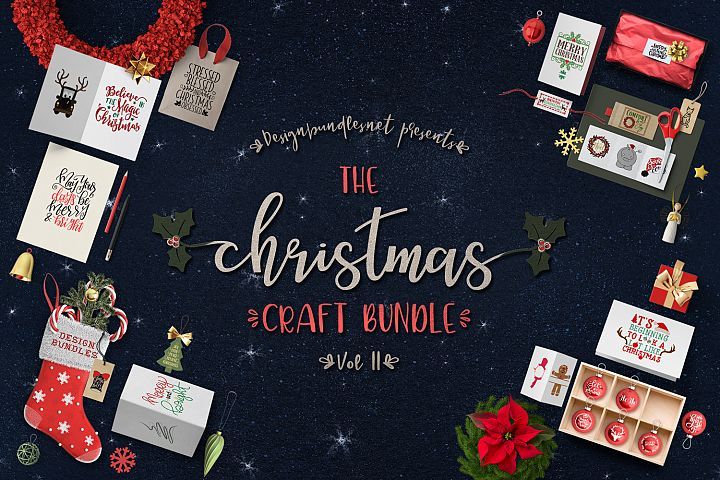 The Christmas Craft Bundle II