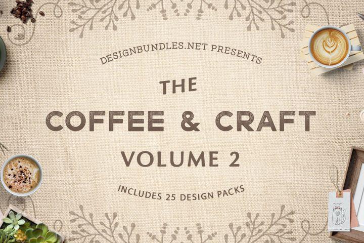 Coffee and Craft Bundle II