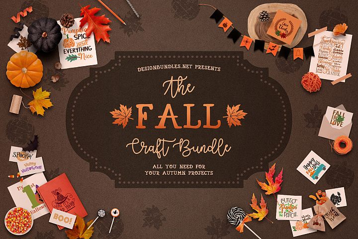 The Fall Craft Bundle