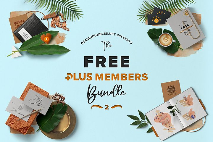 The Free Plus Members Bundle 2