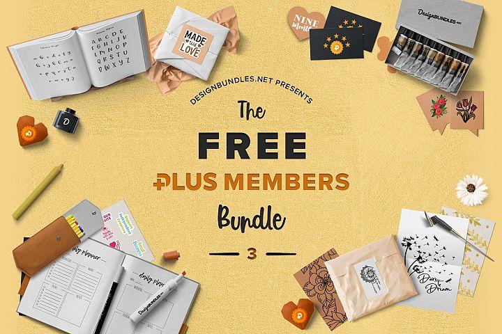 The Free Plus Members Bundle 3
