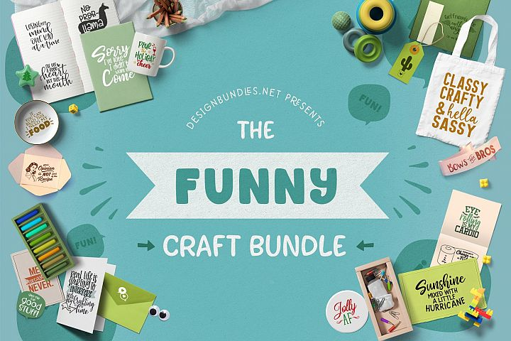 The Funny Craft Bundle