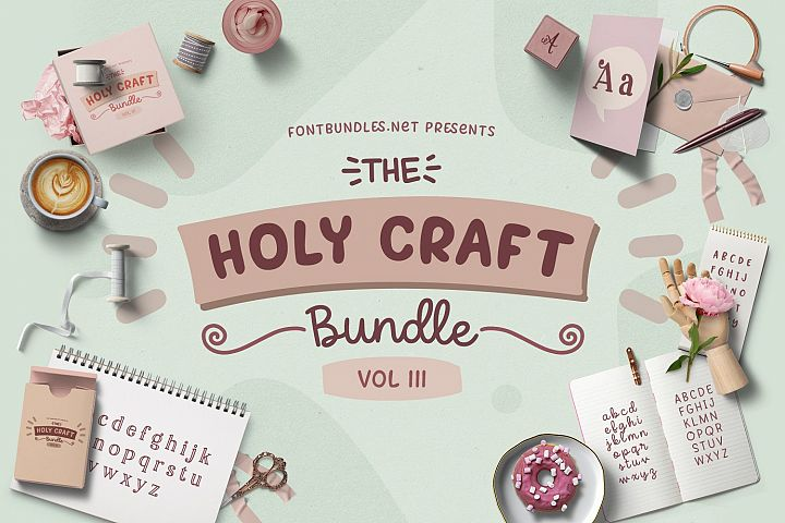 The Holy Craft Bundle III
