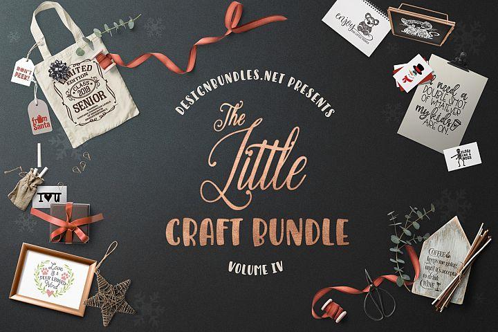 The Little Craft Bundle IV