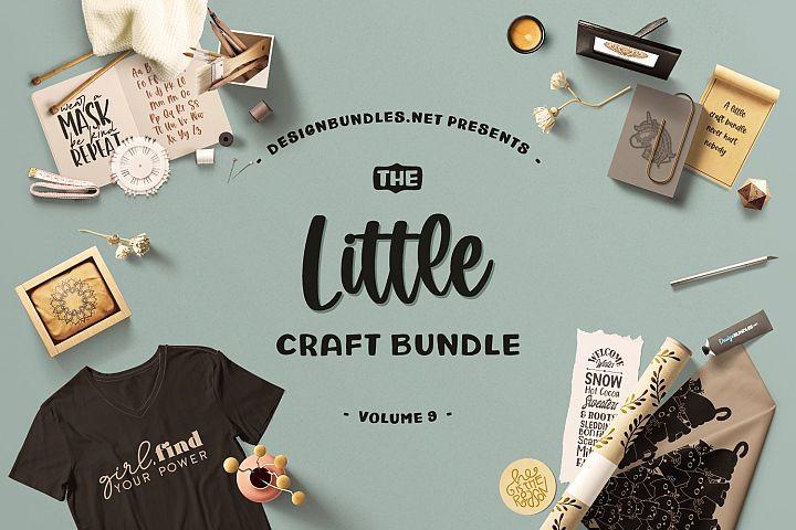 The Little Craft Bundle Volume 9