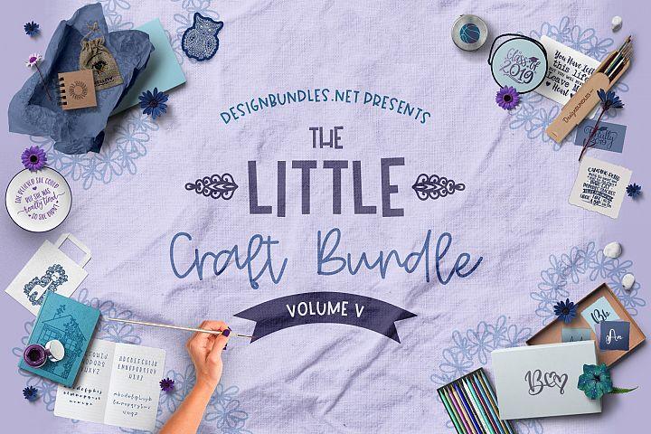 The Little Craft Bundle V