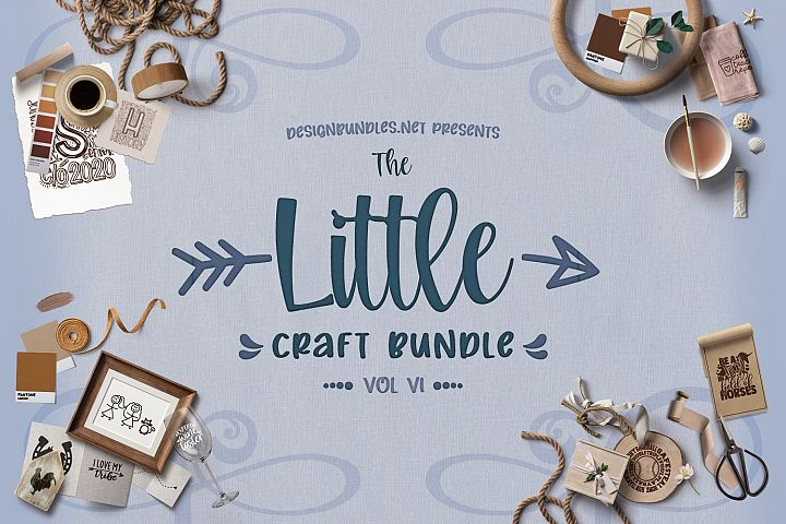 The Little Craft Bundle VI