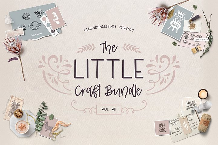 The Little Craft Bundle VII