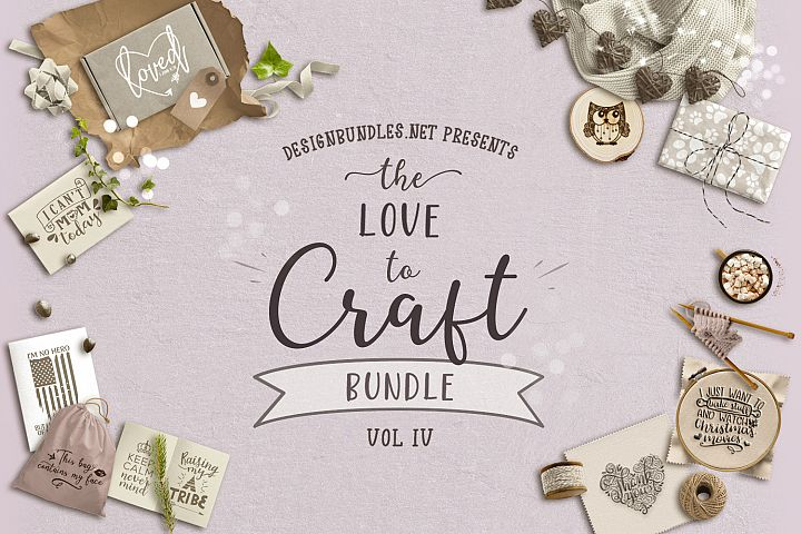 Love to Craft Volume IV