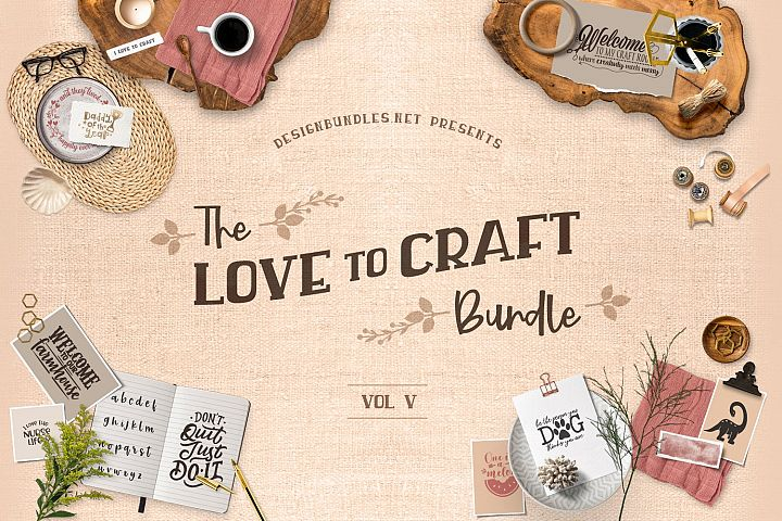 Love To Craft Bundle V