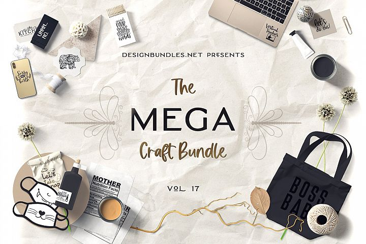 The Mega Craft Bundle 17