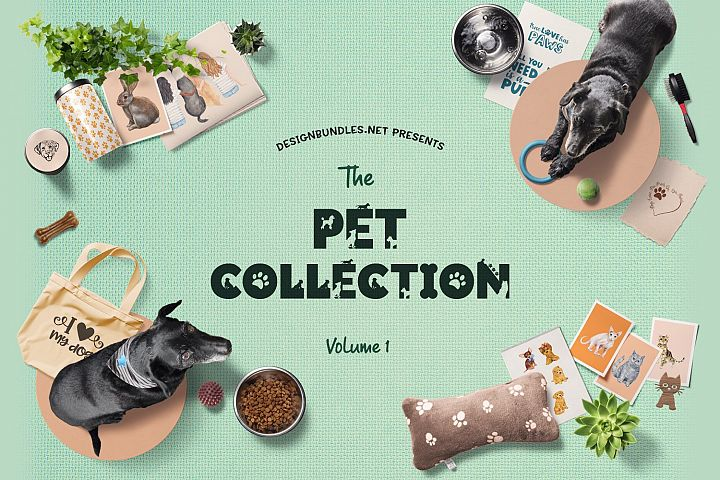 The Pet Collection Volume 1