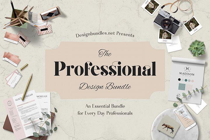 The Professional Design Bundle