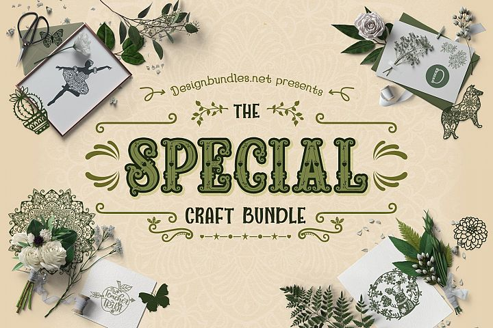 The Special Craft Bundle