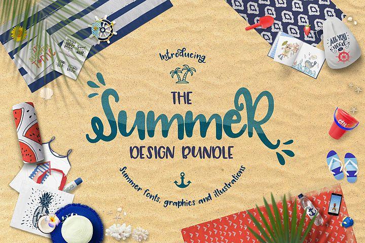 The Summer Design Bundle