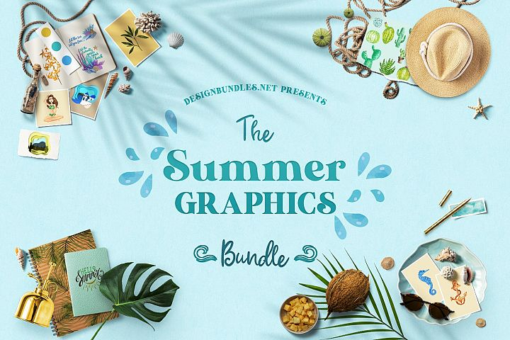 The Summer Graphics Bundle