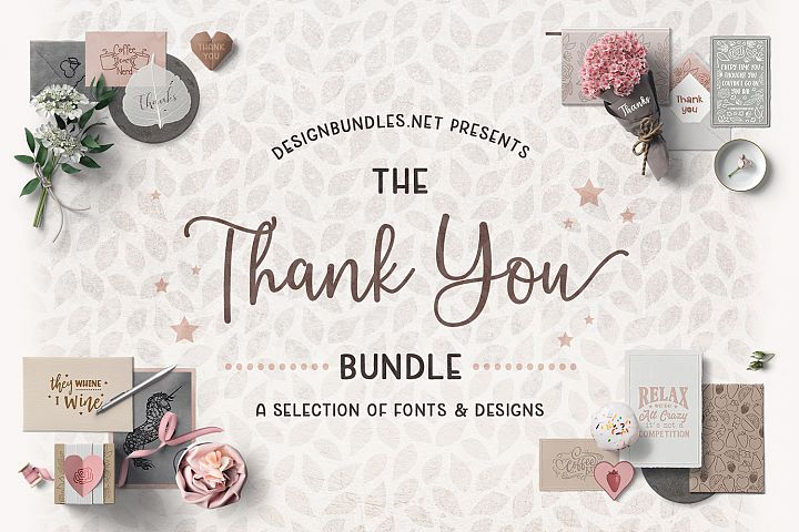 The Thank You Bundle Cover