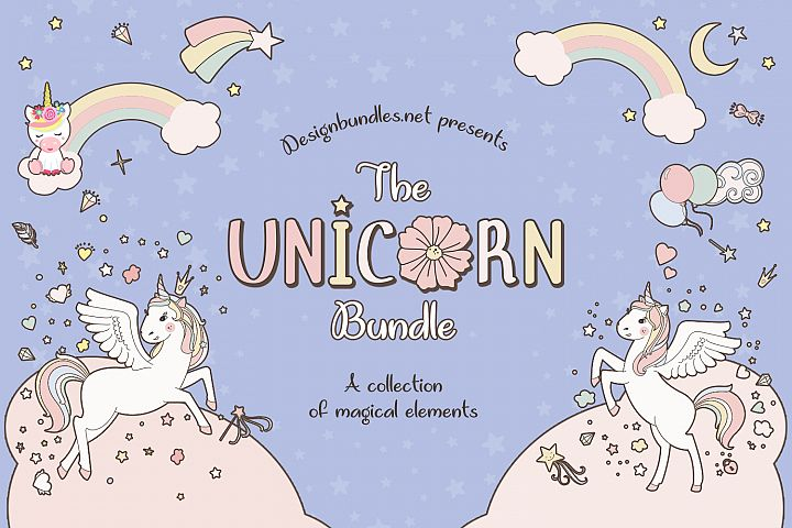 The Unicorn Bundle  Cover